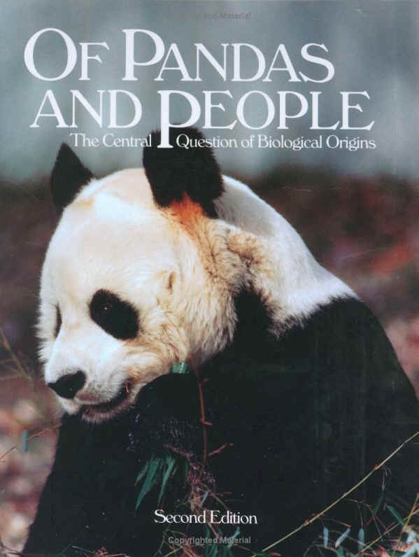 Of Pandas and People Textbook