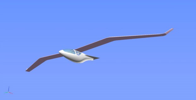 Aerospace Engineering Inspired by Seagulls