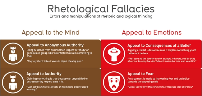 logical fallacies argumentative essay