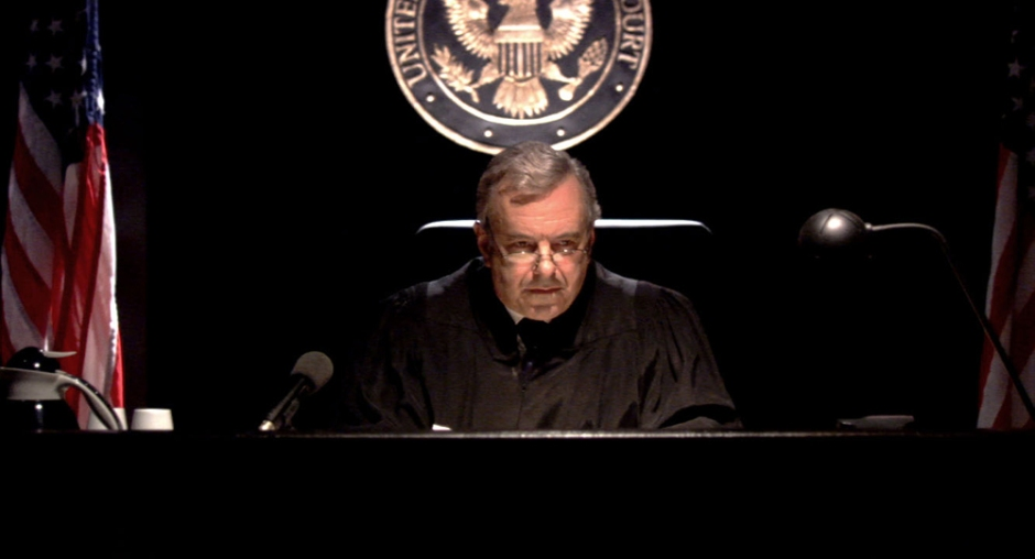 Image: Judge John E. Jones III, played by Jay Benedict