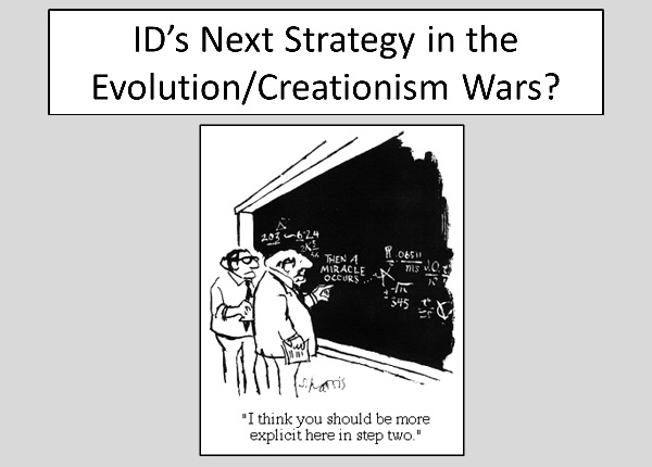 "an examination of intelligent design id as a pseudoscientific theory Science and pseudo-science a theory or discipline is pseudoscientific if it creationism and its skeletal version ""intelligent design"" are constructed to."